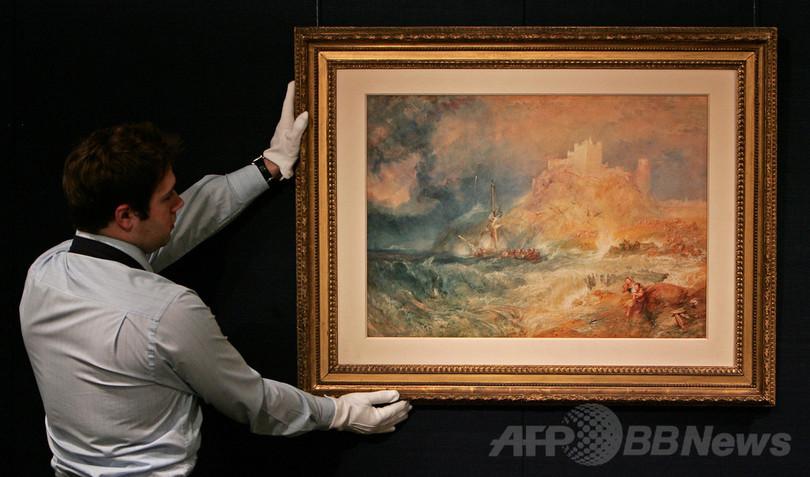 巨匠ターナーの描いた日没、「赤み」は大気汚染が原因 研究