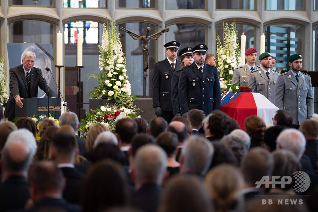 移民擁護派の政治家殺害、背景に極右思想か ドイツ