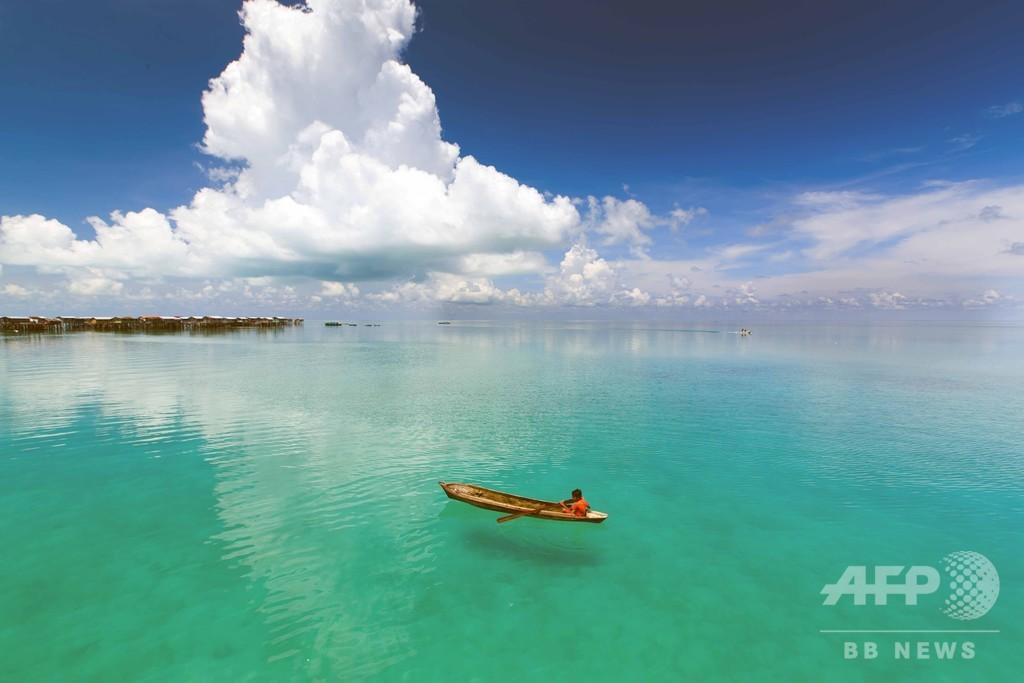 マレーシアでダイビング中の中国人2人死亡 違法なダイナマイト漁が原因か
