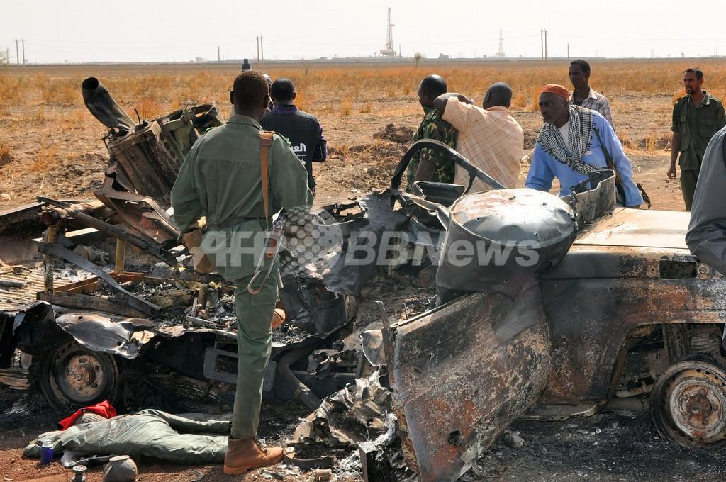 南北スーダンが戦闘を停止、エチオピアで協議へ
