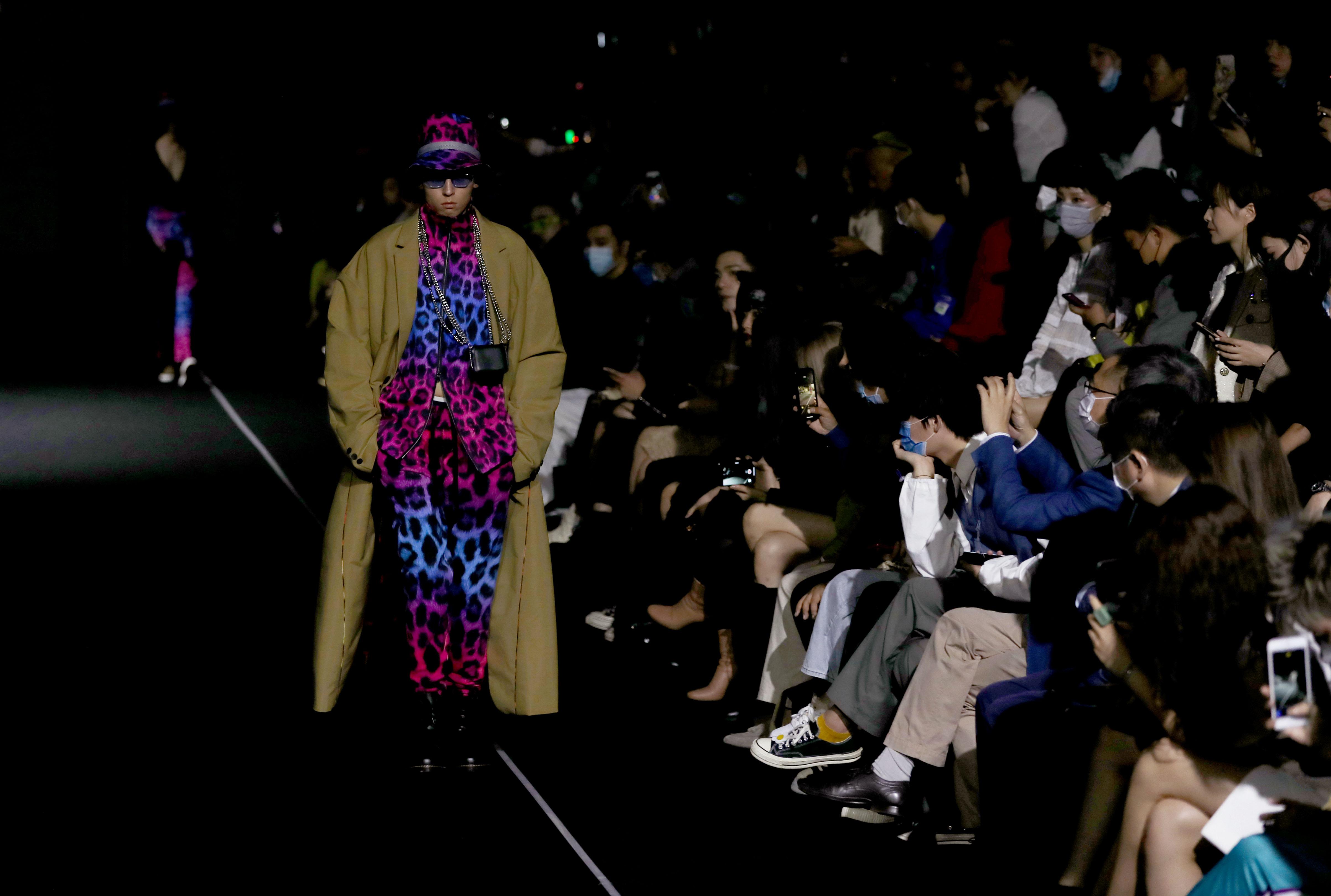香港の人気ブランド、上海ファッションウイークに登場