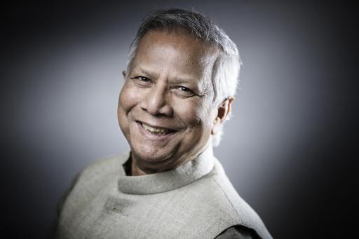 グラミン銀行創設でノーベル賞受賞のユヌス氏に逮捕状、バングラデシュ