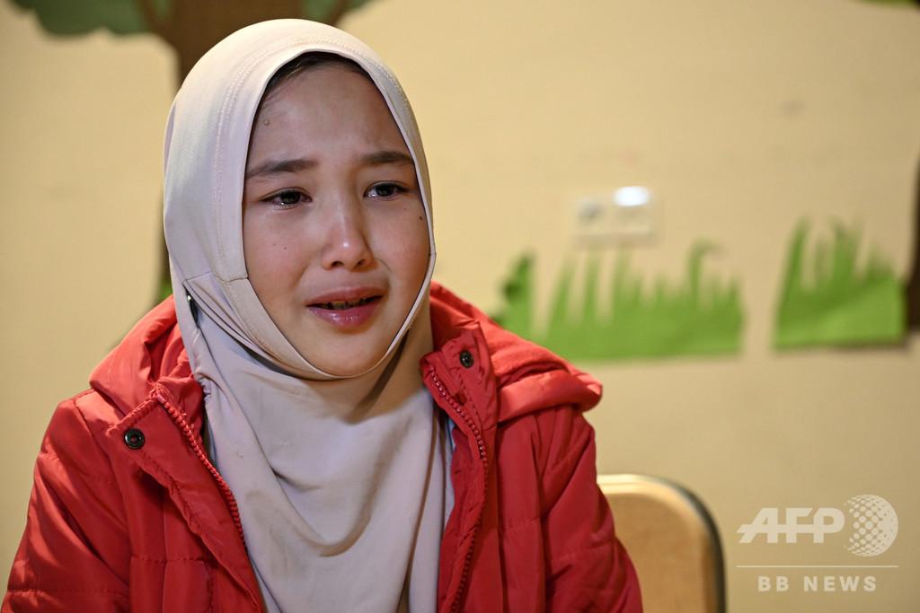 中国に親を奪われたウイグルの子どもたち、トルコで孤児に