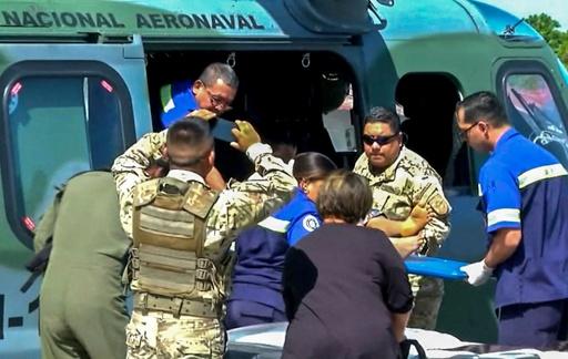 パナマ先住民の村でいけにえの儀式、7人の遺体発見 警察部隊を増派