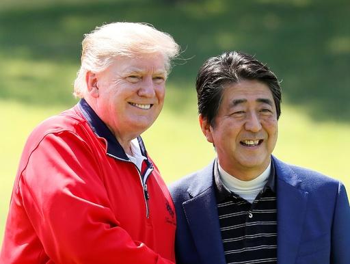 トランプ氏、アジアに多くの「友人」 安倍首相の対応は「手本」と専門家