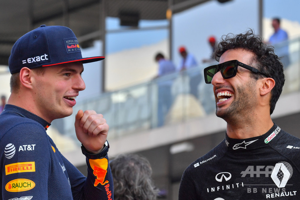 フェルスタッペン、リカルドのフェラーリ移籍の可能性に否定的