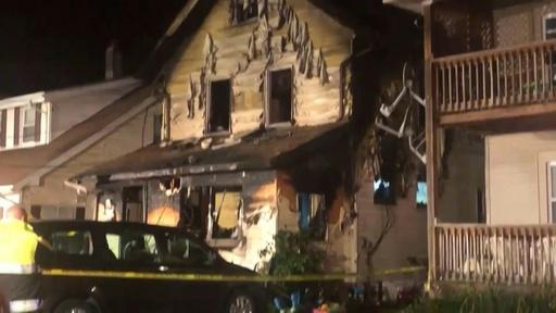 動画:託児所火災で子ども5人死亡 米ペンシルベニア州