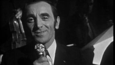 動画:仏シャンソン歌手シャルル・アズナブールさん死去、94歳 9月に来日