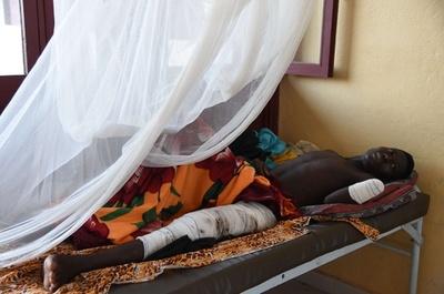 首都脱出のイスラム教徒に銃撃、2人死亡 中央アフリカ