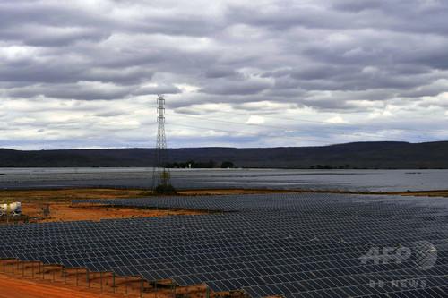 ブラジルに中南米最大規模の太陽光発電所