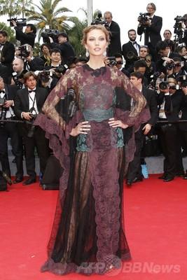 <第67回カンヌ国際映画祭>「ヴァレンティノ」を着用したセレブをチェック!