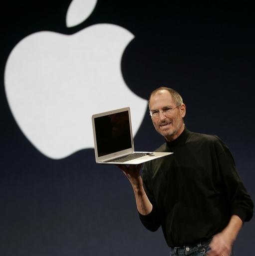 米アップル、09年1-3月期は増収増益 ジョブズ氏は6月に復帰