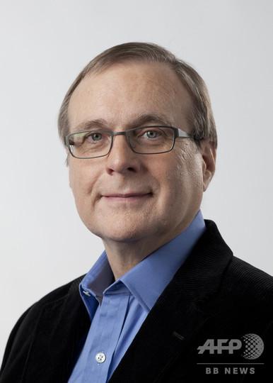 ポール・アレン氏が死去 米マイクロソフト共同創業者、65歳